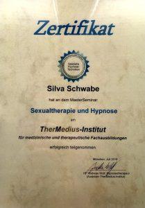 Zertifikat Sexual Coaching