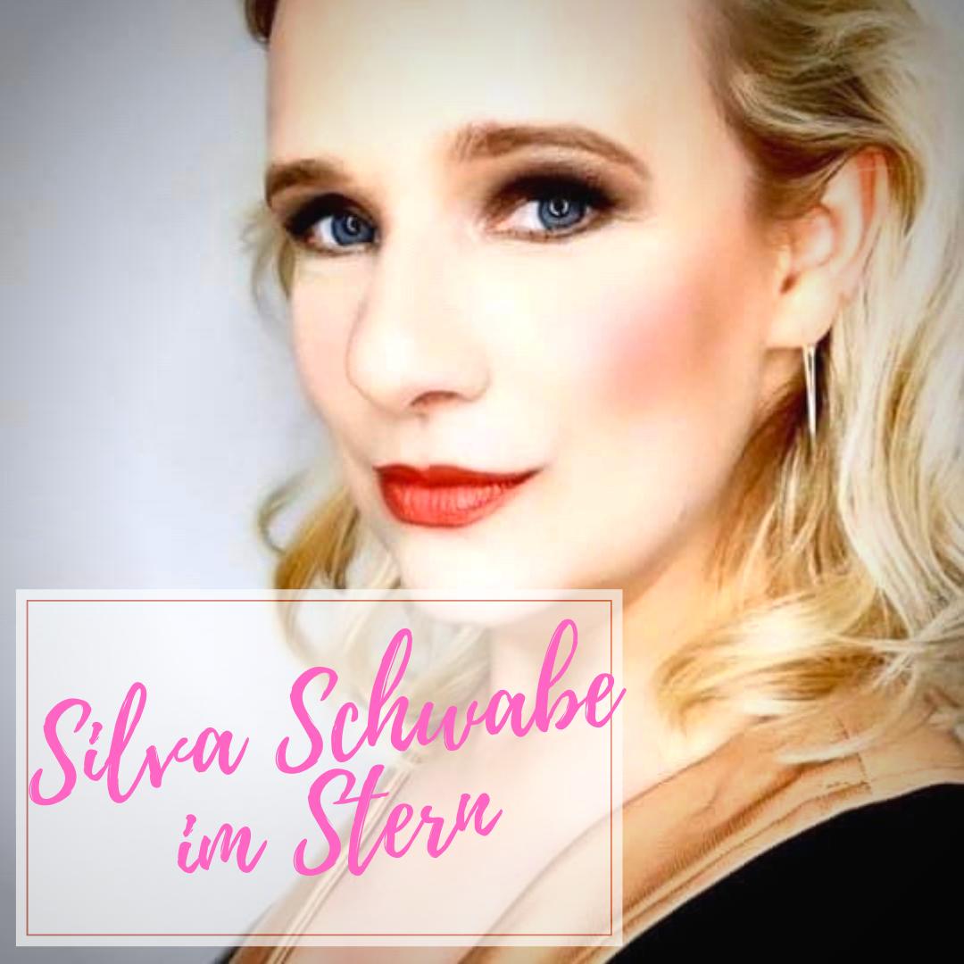 Silva Schwabe im Stern