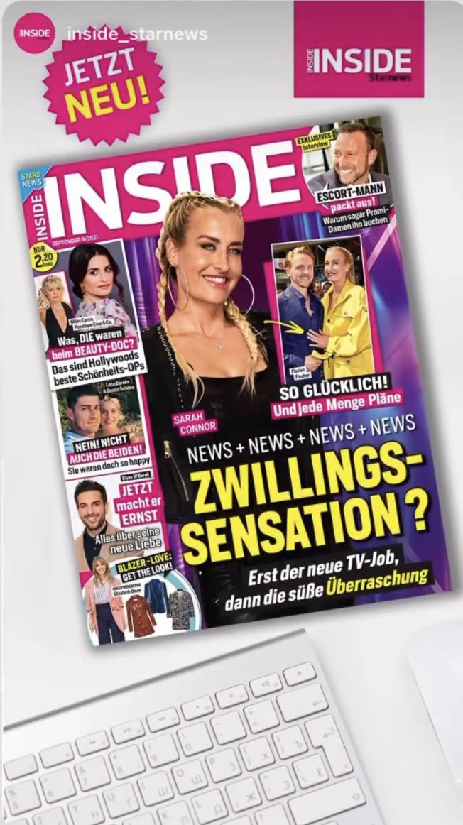 Inside Zeitschrift